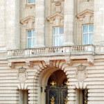 Buckingham palace balcony england — Stock Photo #5995769