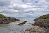 Playa de arisaig — Foto de Stock