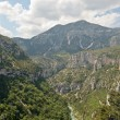 Stock Photo: Gorges du Verdon from viewpoint
