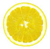 Slice of lemon — Photo