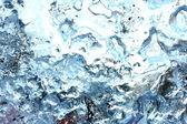 закрыть льда — Стоковое фото
