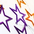 Stock Photo: Color stars