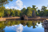 Neak poan templo — Foto de Stock