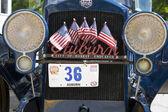 オーバーンの古典的な車 — ストック写真