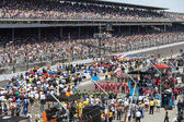 Brickyard 400, 2012 — Foto Stock