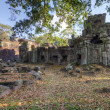 Preah Khan Temple — Stock Photo