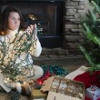 Holiday woes — Stock Photo