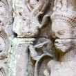 Ancient carvings — Stock Photo