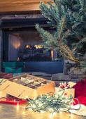 Christmas preparatów — Zdjęcie stockowe