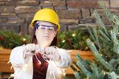 Holiday safety — Stock Photo