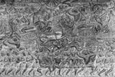 Bas-reliefs d'angkor wat — Photo