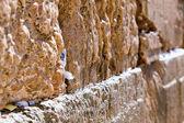 Wailing Wall — Stock Photo