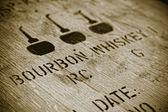 Bourbon viski — Stok fotoğraf