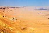 Desert highway — Stock Photo