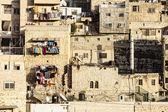 Arab village — Stock Photo