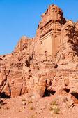 Tombs of Petra — Stock Photo