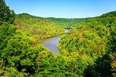 Cumberland River — Stock Photo