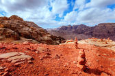 Jordanian desert — Stock Photo