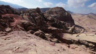 Deserto giordano — Video Stock