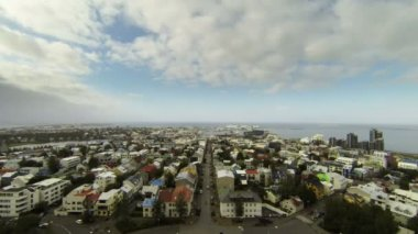 Reykjavik — Stock Video