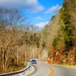 Foto Stock: Winding road in Kentucky