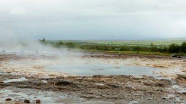 Geysir, islandia — Vídeo de Stock