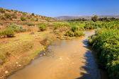 Rzeki jordan — Zdjęcie stockowe