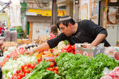 Mahane Yehuda — Stockfoto