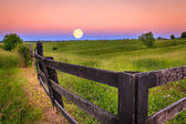 Moonrise — Stock Photo