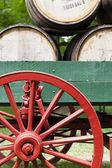 Bourbon wagon — Photo