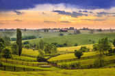 Kentucky Bluegrass region — Stock Photo