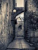 Jerusalem street — Stock Photo