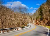 Droga w kentucky — Zdjęcie stockowe