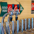 Soda Fountain — Stock Photo