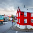 Street in Reykjavik — Stock Photo #47529443