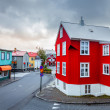 Street in Reykjavik — Stock Photo #47867439