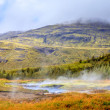 Geothermal pools — Stock Photo #50335227