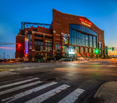 Lucas oil stadium — Stockfoto