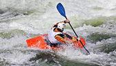 Spływy kajakowe — Zdjęcie stockowe