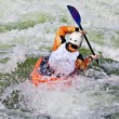 kayaker — Stock Photo #28496875