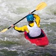 Kayaker — Stock Photo #28498631
