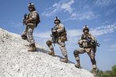 Military operation — Stock Photo