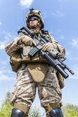 US marine — Stock Photo