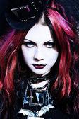 Goth — Stockfoto