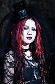 Goth — Stock Photo