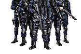 SWAT team — Stock Photo