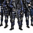 Stock Photo: SWAT team
