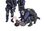 拘留 — 图库照片