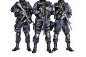 équipe swat — Photo