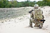 Bize asker — Stok fotoğraf
